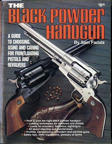 Handguns Powder Black (Black Powder Handgun)