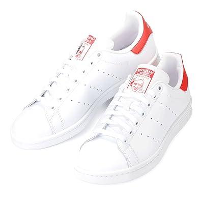 【アディダス】 adidas STAN SMITH M20326 White / Collegiate Red スタンスミス メンズ レディース  スニーカー