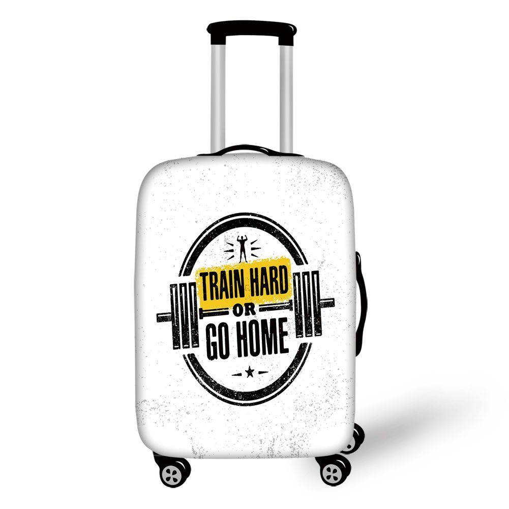 b144924ceb Travel Luggage Cover Suitcase Protector
