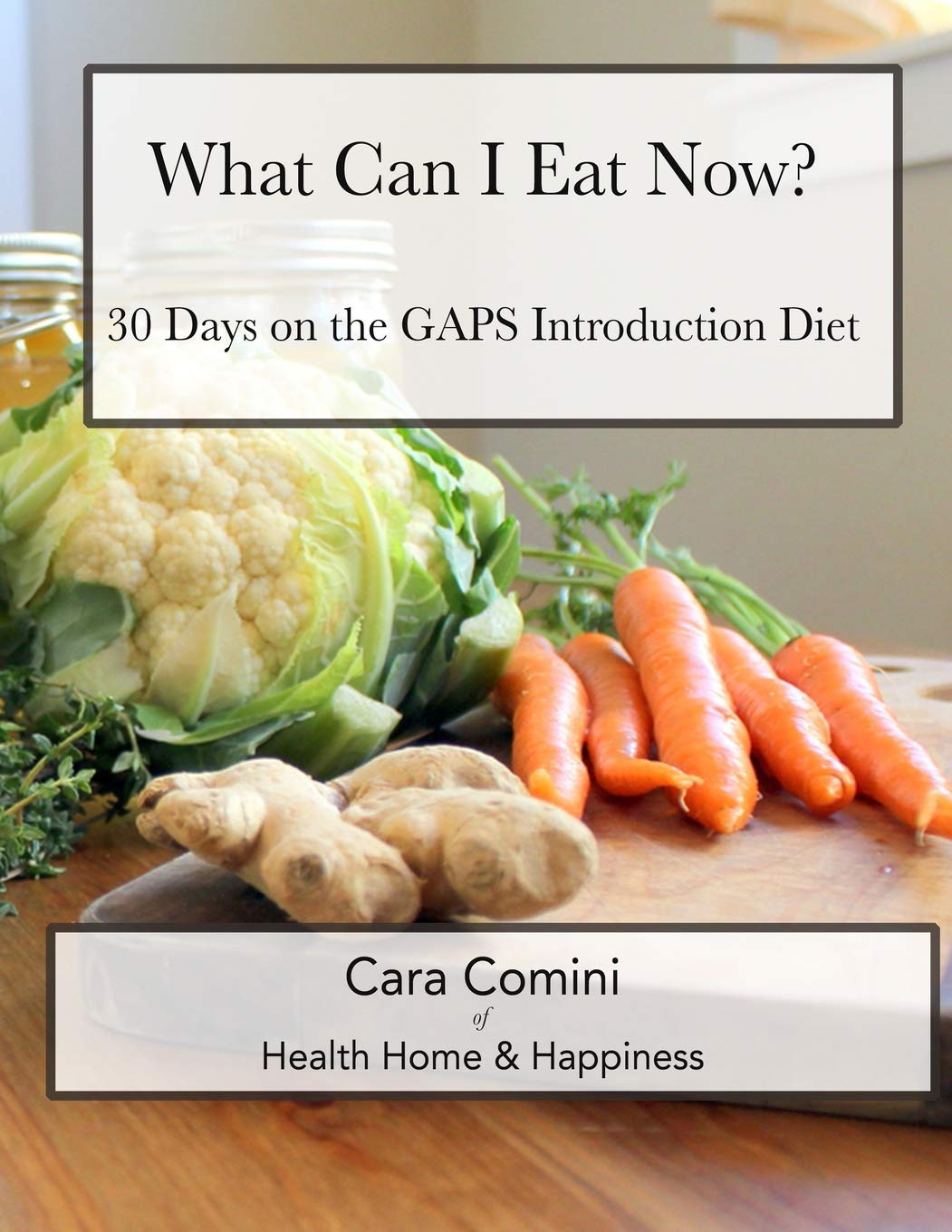 how long to do gaps diet after untro