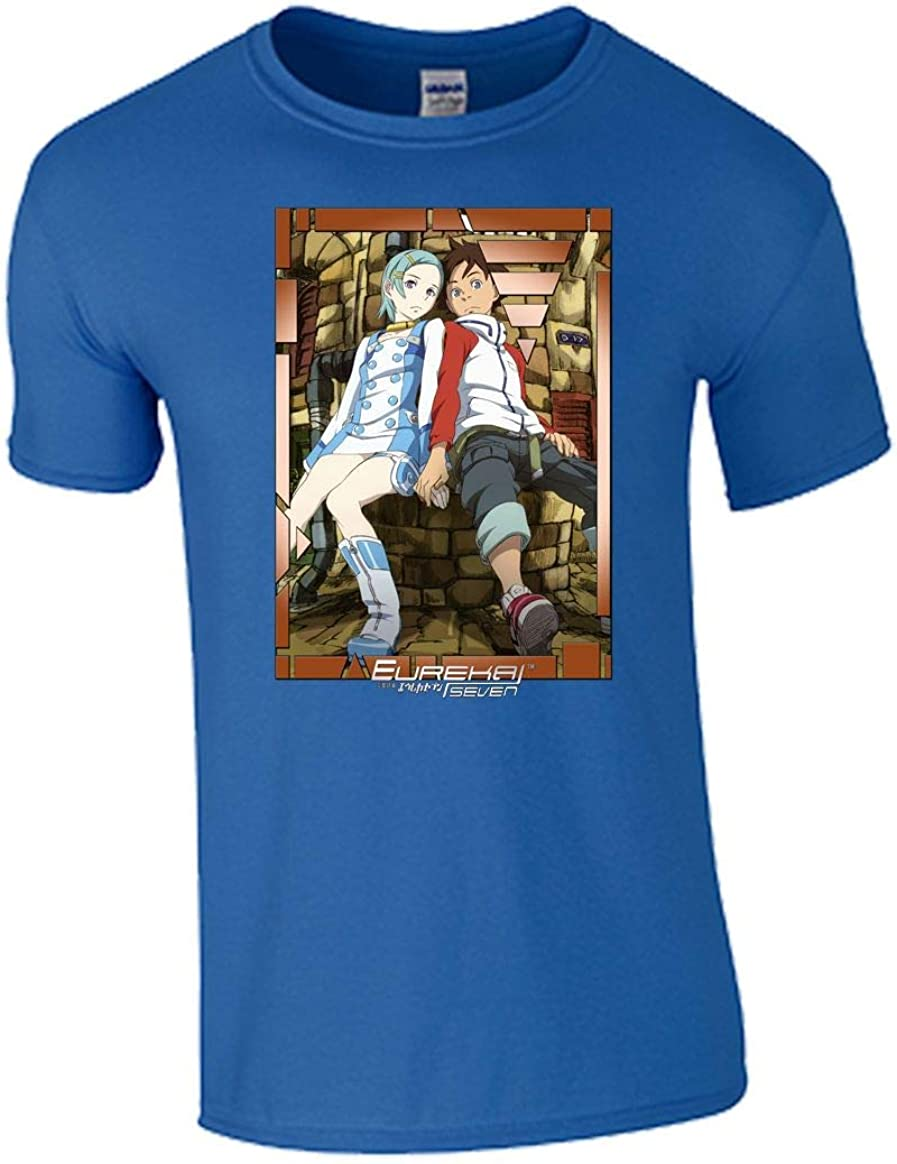 Eureka Seven Anime Unisex T-Shirt