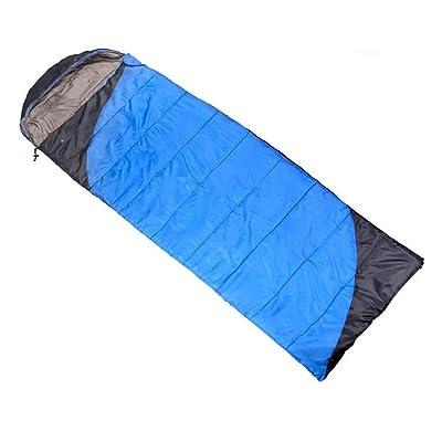 Alger Sacs de couchage fournitures extérieures camping adultes sacs de couchage épais quatre saisons chaud solitaire peut être cousue, weight 1.3kg