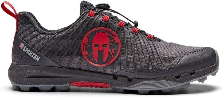 Black//Bright red Craft Spartan RD Pro