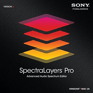 Sony SpectraLayers Pro 2 [Download] (B00F68V2EY) | Amazon Products