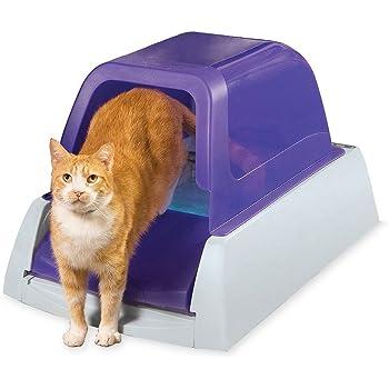 Amazon Com Catgenie Self Washing Self Flushing Cat Box