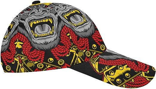 Gorra Moda Hombres Raperos Sombrero de Rap y Hip-Hop Gorra de ...