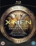 X-Men: The Ultimate Collection (X-Men / X2: X-Men United / X-Men: The Last Stand / X-Men Origins: Wolverine / X-Men: First Class) [Blu-ray]