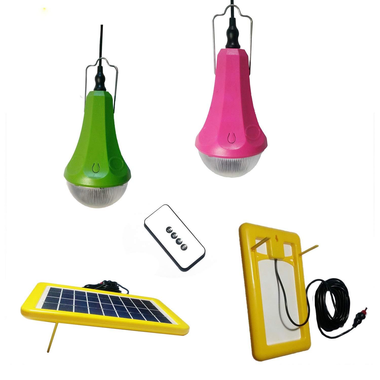 ShiMin ソーラーライト屋外用モーションセンサーライト、高効率ソーラーパネル付き、防水IP65、広い照射角、設置が簡単、キャンプ用、緊急用、中庭、携帯用照明 B07QW6C3RZ