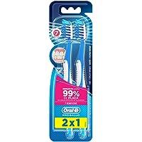Oral-B Pro-Saúde Escova Dental 7 benefícios Macia - 2 Unidades (cores sortidas)