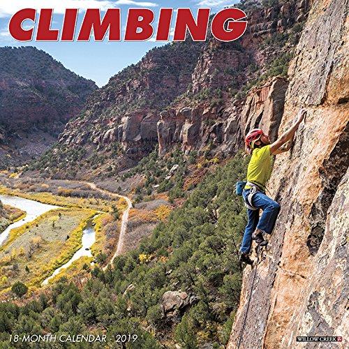 - Climbing 2019 Wall Calendar