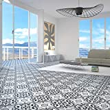 SomerTile FCG12AMB Canton Ceramic Floor and Wall