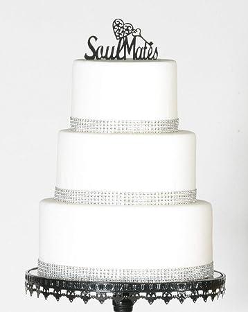 Soul Mate Wedding Cake Topper Soul Mates Cake Topper