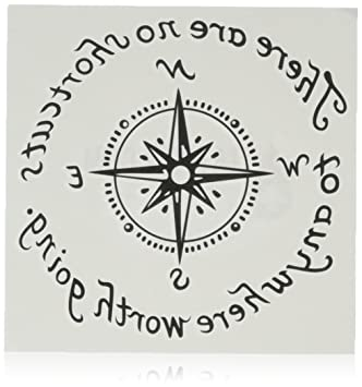 db3957ecd Amazon.com  Tattify Compass Temporary Tattoo - Bypass (Set of 2 ...