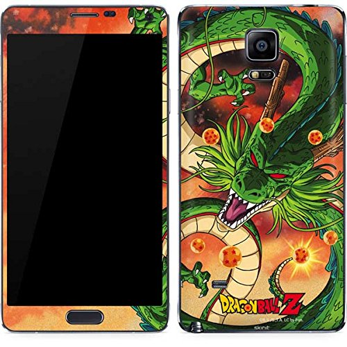 Dragon Ball Z Galaxy Note 4 Skin - One Wish Shenron Vinyl Decal Skin For Your Galaxy Note 4