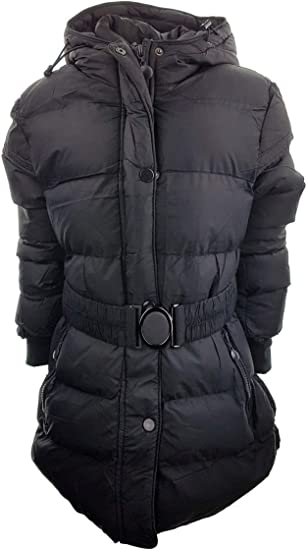 MH8283e Girls Fashion warme M/ädchen Winterjacke