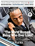 Magazine Subscription New York Magazine (153)  Price: $181.74$49.97($1.92/issue)