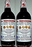 La Vencedora Pure Mexican Vanilla Extract 31oz Each 2 Glass Bottles Product From Mexico