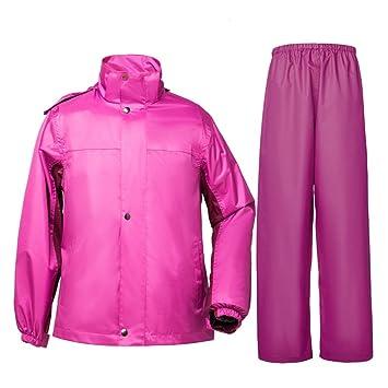 GYL YUYI LWFB Impermeable/Rainwear Rain Pants Traje/Adulto ...