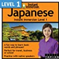 Instant Immersion Level 1 - Japanese