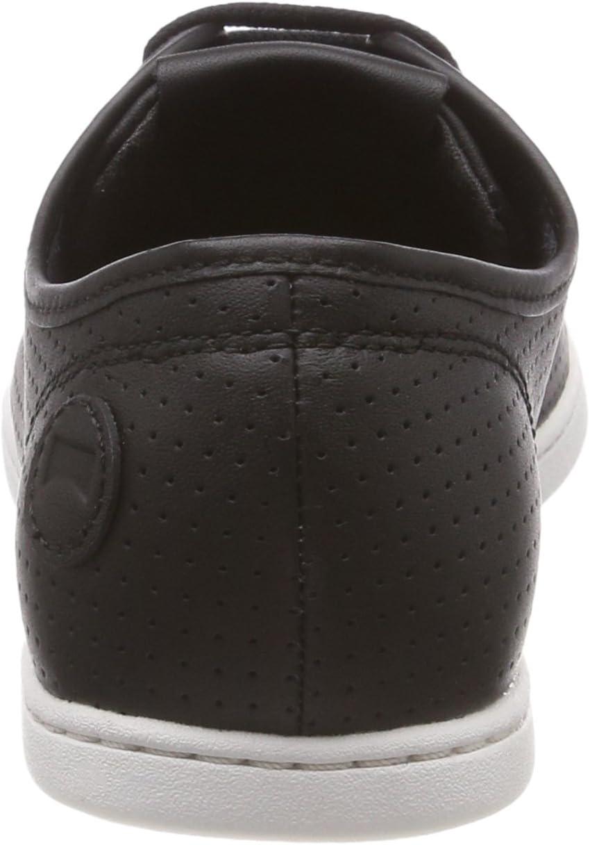 Camper dames Uno Low-Top Sneakers zwart zwart 1