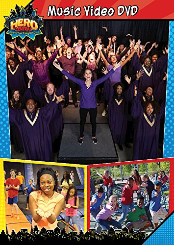 Vacation Bible School 2017 VBS Hero Central Music Video DVD: Discover Your Strength in (Vbs Music Dvd)