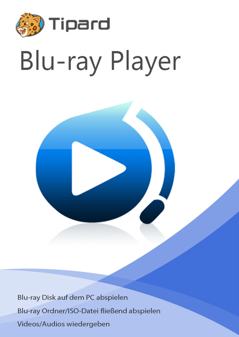 Tipard Blu-ray Player - lebenslange Lizenz [Download]: Amazon.de ...