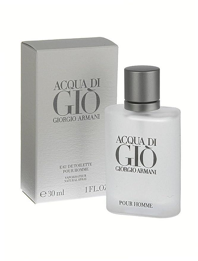 Agua de colonia Acqua Di Gio, Giorgio Armani, para hombres: Amazon.es: Belleza