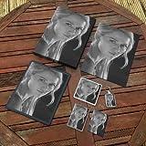 JOHANNA BRADDY - Original Art Gift Set #js002 (Includes - A4 Canvas - A4 Print - Coaster - Fridge Magnet - Keyring - Mouse Mat - Sketch Card)
