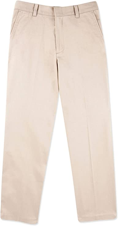 George Boys/' Flat Front Pant