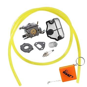 Luftfilter passend Husqvarna 137  142 motorsäge kettensäge neu