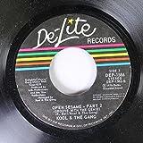 Kool & The Gang 45 RPM Open Sesame - Part 2 / Open Sesame - Part 1