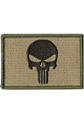 Punisher Tactical Patch - Multitan