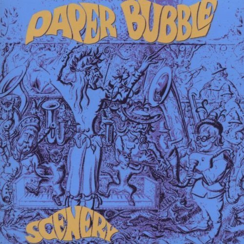 (Scenery by Paper Bubble Import edition (2008) Audio CD)