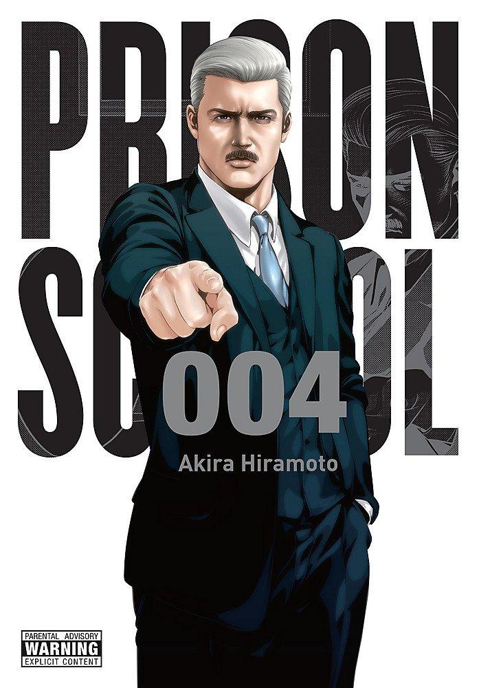 Prison School, Vol. 4 pdf epub