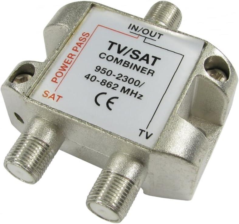 Bluecharge Direct Cable combinado de señal de antena de TV ...