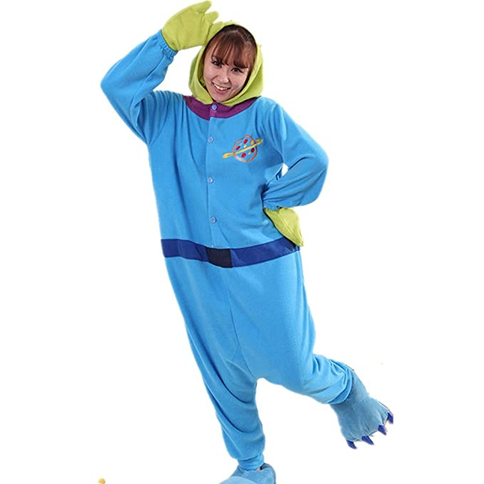 BOMOVO Pijamas Adulto Anime Cosplay de Halloween Traje Outfit
