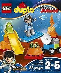 LEGO DUPLO Miles' Space Adventures 10824