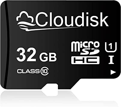 Cloudisk 32GB Micro SD Card 32G MicroSD Memory Card High Speed 1 Year Warranty