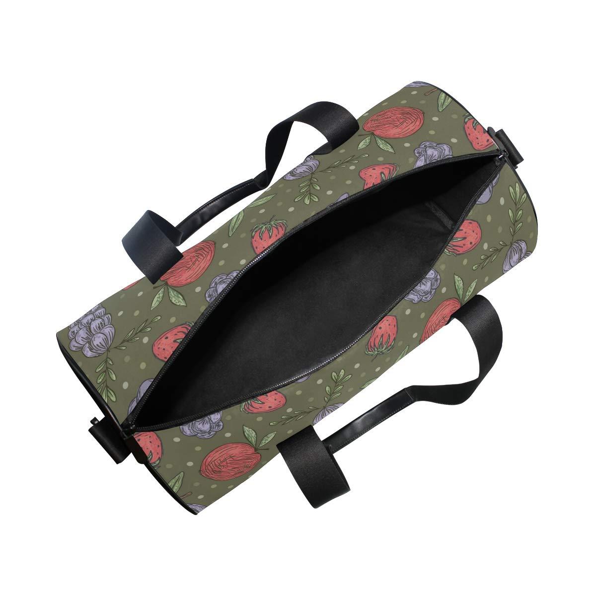 Waterproof Non-Slip Wearable Crossbody Bag fitness bag Shoulder Bag Peel Vegetables Picture