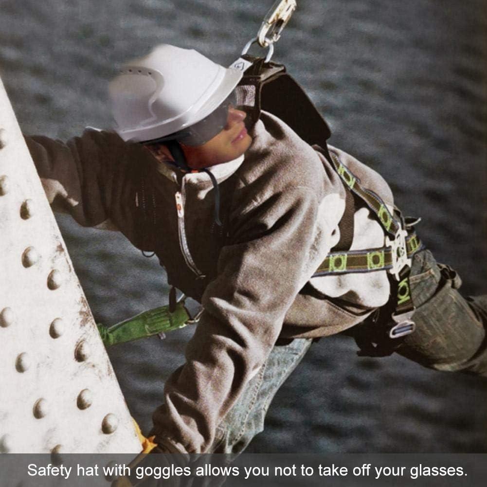 Casco di sicurezza Elmetto di protezione Height Endurance casco per visiera e casco protettivo per casco arancia