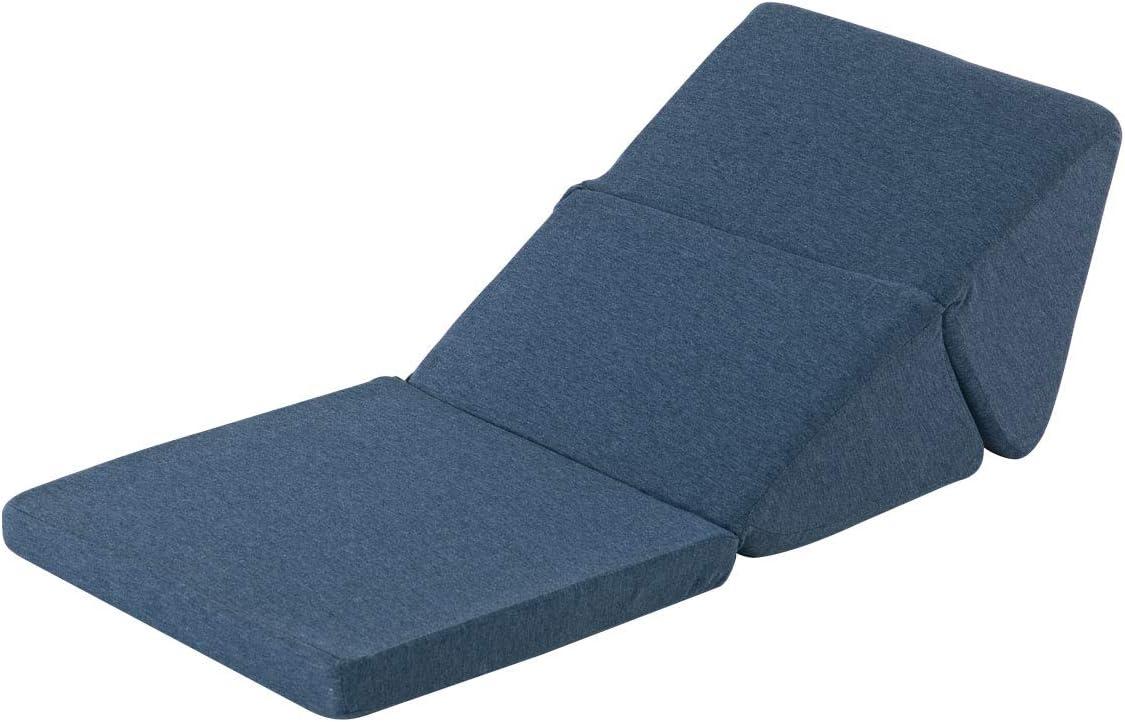ぼん家具 テレビ枕 折りたたみ 三角クッション