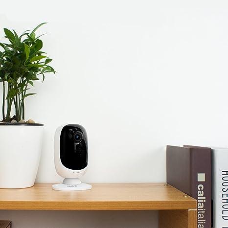 Reolink Argus Cámara de seguridad IP Exterior Negro, Blanco 1920 x 1080Pixeles: Amazon.es: Electrónica