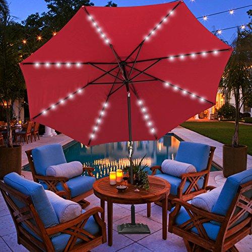 parasol led light - 9
