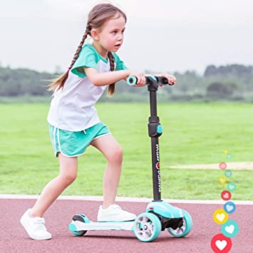 Amazon.com: Paelf - Patinete multifuncional para niños de 2 ...
