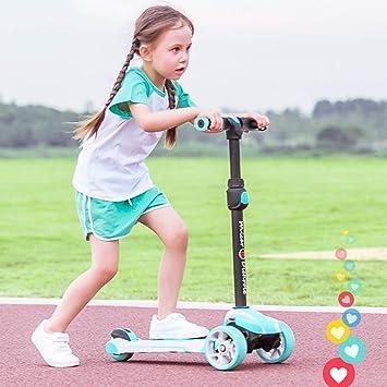 Amazon.com: Paelf - Patinete multifuncional para niños de 2 ...