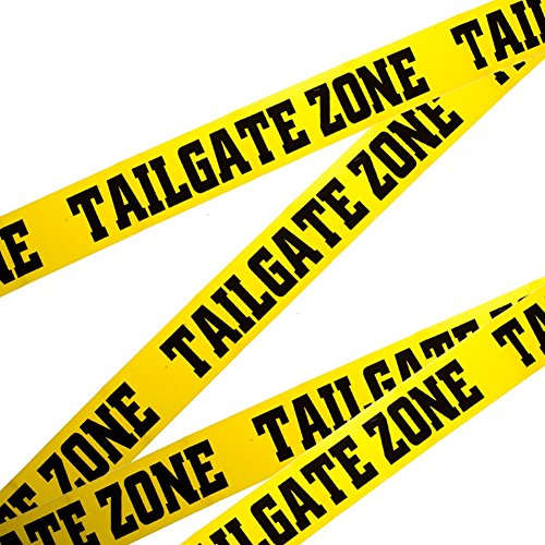 TailGate Party Zone Football Game (Tailgate Decor)