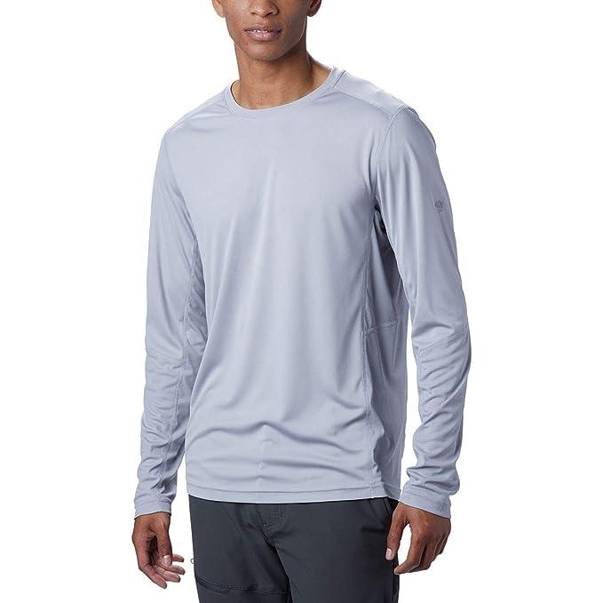 56c06532f867 Amazon.com  Mountain Hardwear Men s Photon Long Sleeve T-Shirt ...