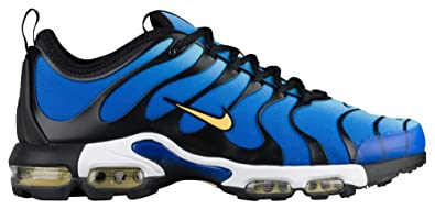 more photos 8d0e7 edc05 Nike Air Max Plus TN Ultra, Bas Homme - - Hyper Blue Black,