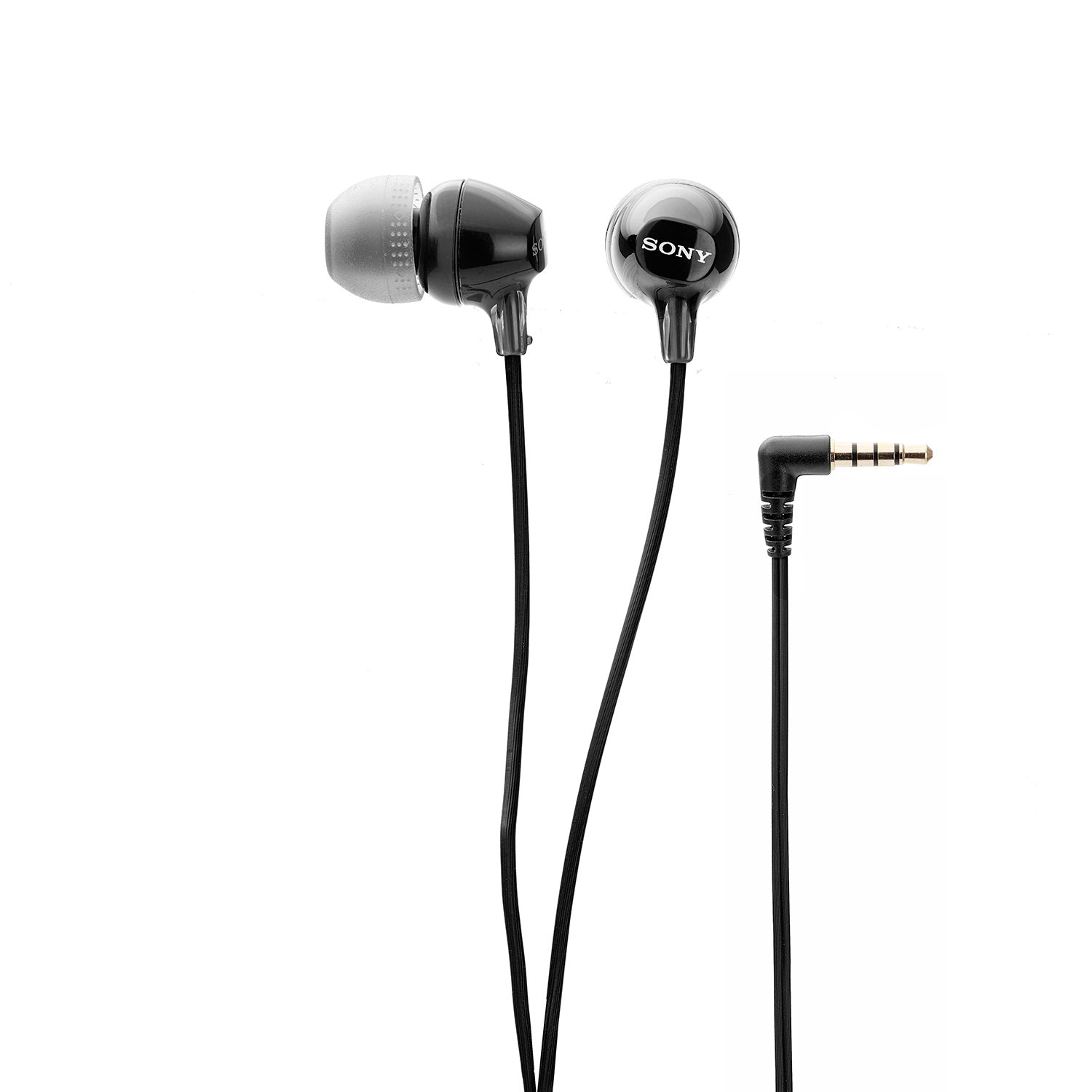 Sony MDR-EX15LP In-Ear Headphones (Black)