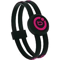 Bioflow Sport Twin Wristband Black/Pink (XS 16.0cm)